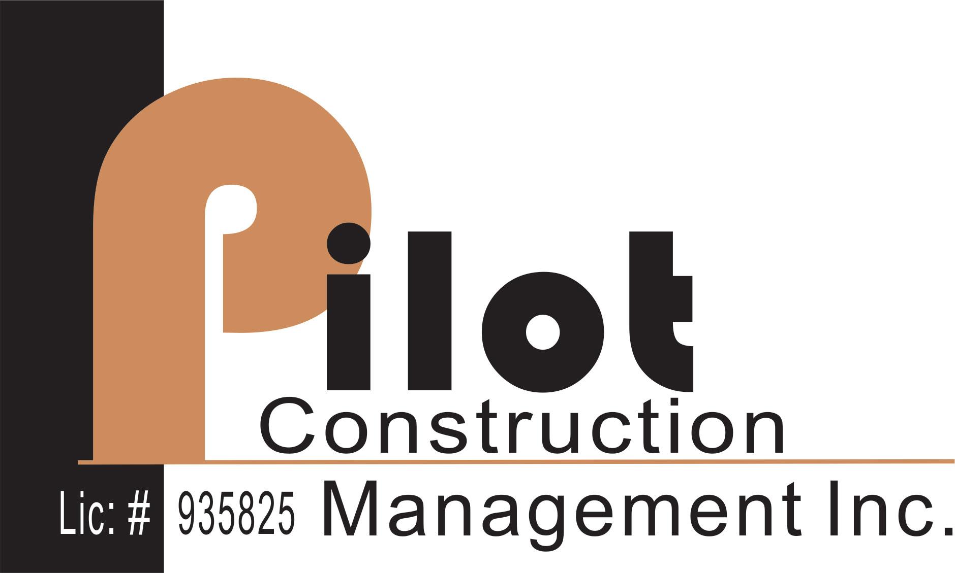 Pilot Construction